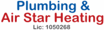 Plumbing & Air Star Heating Lic: 1050268